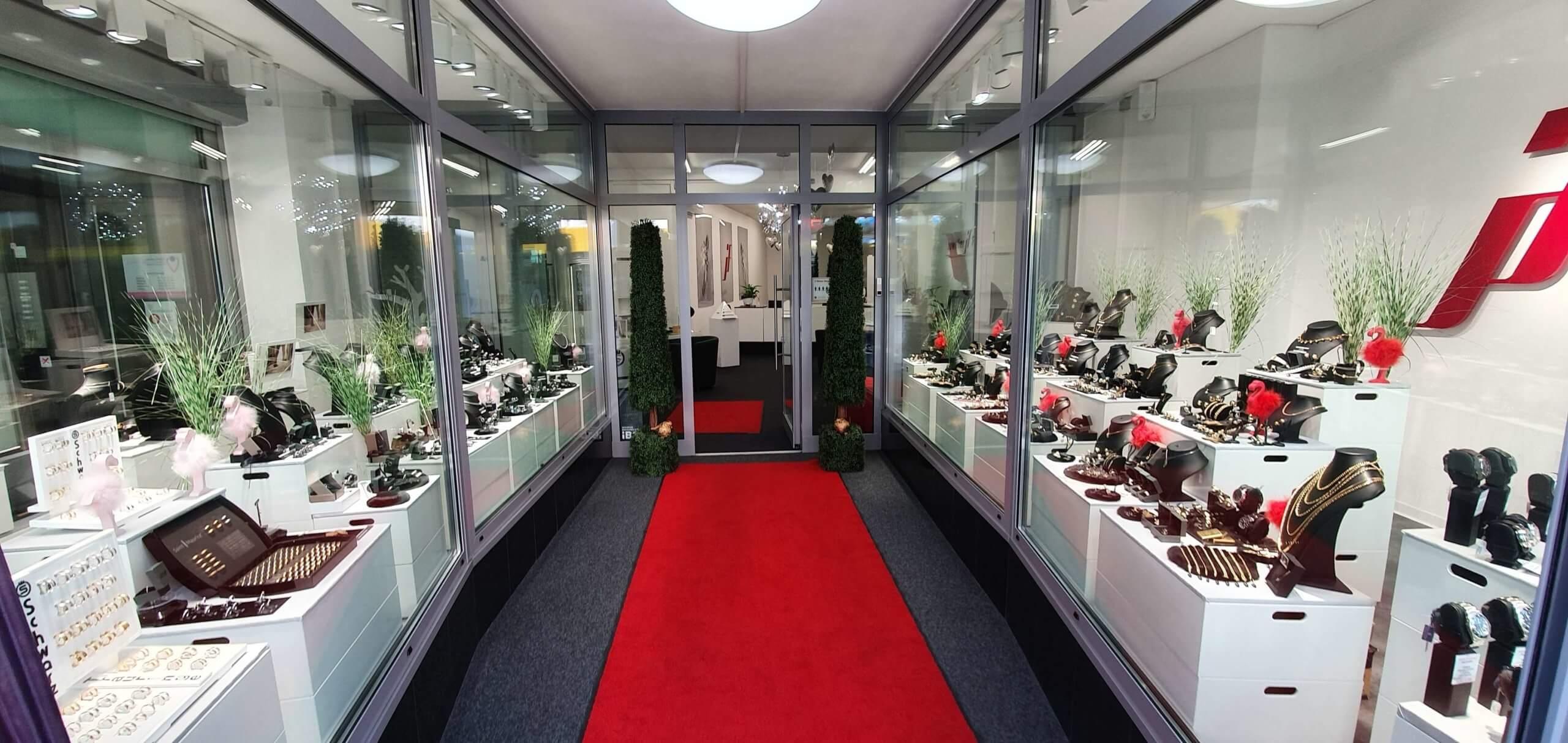 Juwelier Fine ART Bochum Photo vom Innenraum
